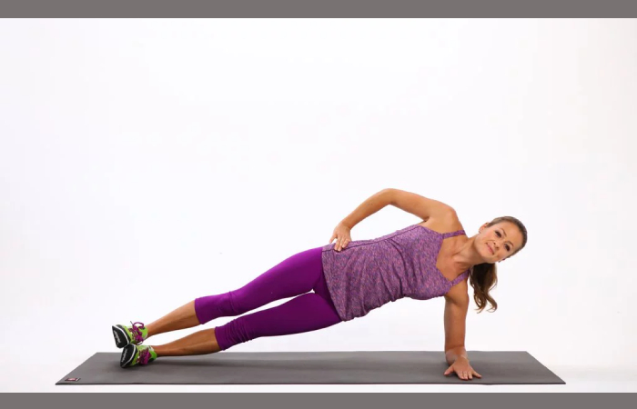 Side Plank - Core Exercises