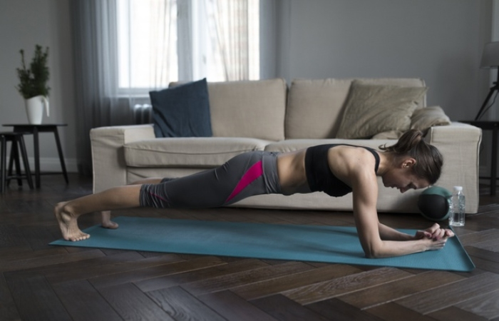 The Iron - Core Exercises