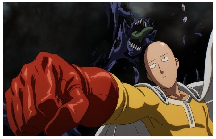 The Training of The Dreaded Saitama